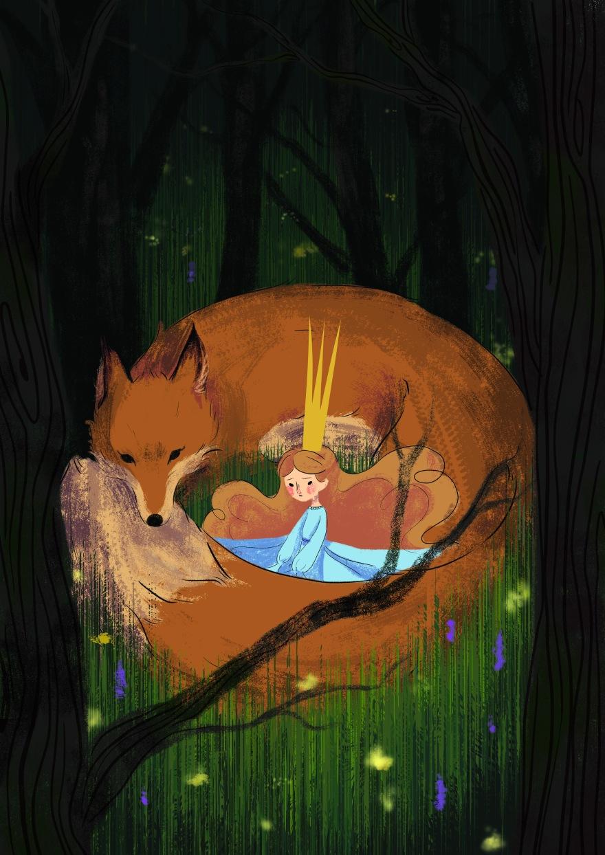 Fox hurleburlebutz A3